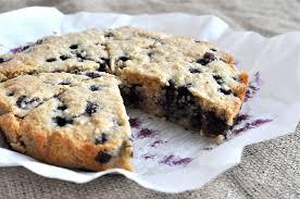 bluebery paelo scones