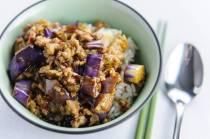eggplant pork