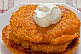 sweet potatoe pancakes